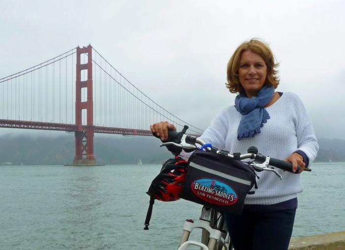 Travelbunny in San Francisco
